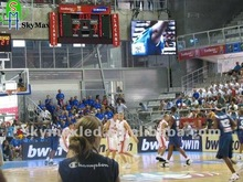 10mm indoor basketball stadium sport led display