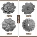 ornamentales de hierro fundido