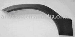 CAR PLASTIC WHEEL ARCH LINER FENDER FLARES FOR DAIHATSU TERIOS 2004 2006 FLARE TRIM 75622-87406 75621-87406
