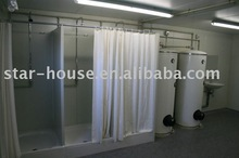 Labour Camp Container House, flat pack container house, living container, office container, toilet container, accommodation cont