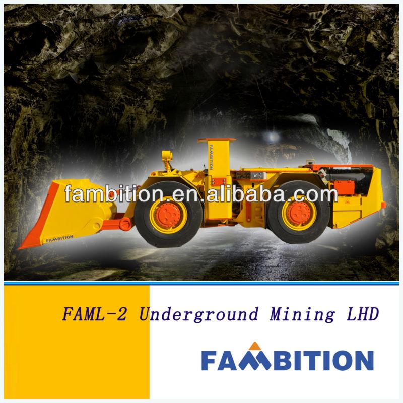 hidráulico de minería subterránea articulado 4wd scooptram china