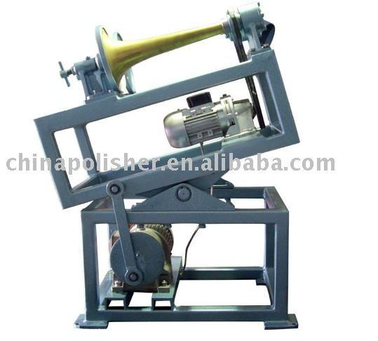 NBP swinging type internal wall finishing machining
