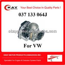 037 133 064J Throttle Body For VW Convertible