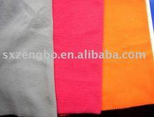Dyed plain polar fleece fabric, polyester fabric