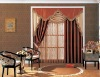 various patterns of curtains for living room
