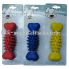 2013 rubber latest pet toys