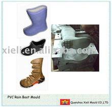 eva/pvc boot mould