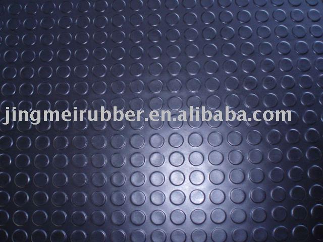 round stud rubber sheet