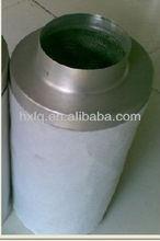 "6"" Activated Carbon Air Filter & Vortex Inline Duct Blower"