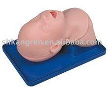 Infant trachea intubation model (infant model)
