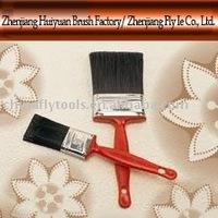 Set of Plastic handle Paint Brush