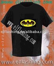 BATMAN EL Lighting T-shirts