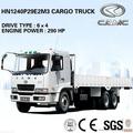 Camc 6x4 6x4 camion de cargaison de camion de cargaison( puissance du moteur: 213kw, la charge utile: 13.5t)