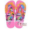 pink lady estilo praia chinelo de borracha pvc