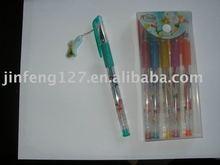 School stationary promotion gel pen