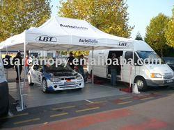 canopy / Car shelter / folding tent Aluminum 3x6m
