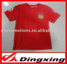 100% cotton Men's T-shirt/promotional T-shirt
