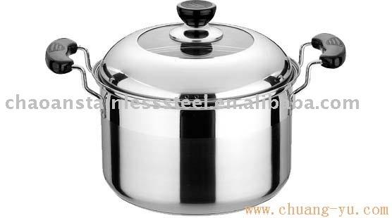 Steam pot