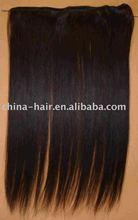 hot sale silky straight 100% human hair bulk
