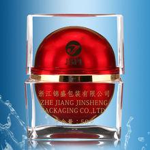 noble square acrylic jar 30g 50g