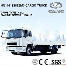 CAMC 4x2 mini cargo trucks new (diesel cargo truck)cargo trucks 8 ton