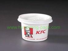 4oz KFC pp plastic salad cup
