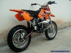 50cc 2-stroke Mini Dirt Bike/Off-Road Bike