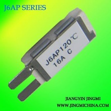 J6AP series thermal protector ,thermal cutoff ,thermostat,thermal switch for DC motor