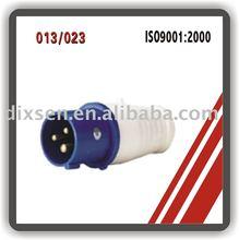 industrial plug/16A plug/32A plug/2P+E plug/220~250V multiple plug socket