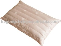 Healthy care buckwheat shell/husk pillow and good smell buckwheat husk pillow