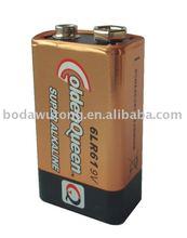 6LR61 alkaline battery