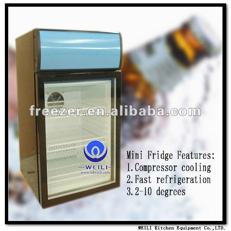 Commercial Beverage Refrigerator Glass Door Commercial Glass Door Mini