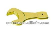 Copper Alloy Striking Open End Wrench ,Hardware hand tools ,aluminum & beryllium