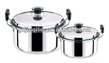 stainless steel soup pot(MG-22/24)