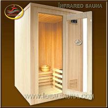 Idealsauna far Infrared sauna room /sauna steam room/outdoor infrared sauna