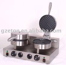 2 plate Electrical Waffle maker ET-HF-2