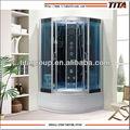 2015 Design zurück glas dampfdusche Zimmer ts7090c