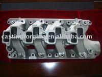 Low pressure aluminum casting