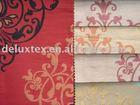 Jacquard fabrics for curtains