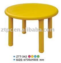 Soufflant moule enfants tables