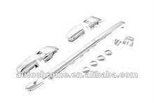 Chrome Rear Window Wiper & Nozzle Trim Kit - for KIA Sportage 09