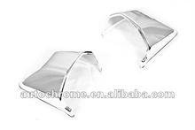 Chrome Side Mirror Support Base - for Toyota FJ Cruiser