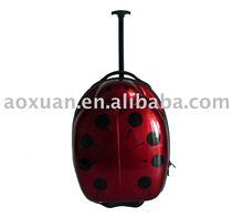 school kid trolly bag concise beetle printed lovely school bag