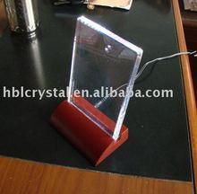 2d led crystal light base, led crystal light base fo 2d plaque