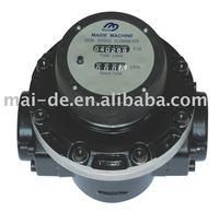 Mechanical Oval gear Flow meter PD meter diesel gasoline positive displacement