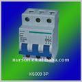 Mini circuito BREAKERMINIATURE disjuntor painel