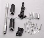 Motorcycle frame sliders, Motorcycle frame slider, Motorcycle frame slider GSX 650F 08- no fairing cut carbon fiber 950-5010