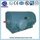 YB Range of High-voltage Three-phase Induction Flame proof Motors Electric