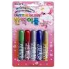 Stationery glitter glue pen set