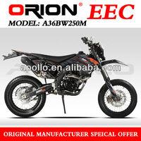 China Apollo ORION EEC Motorcycle 250cc 4 Stroke On Road Street Bike
